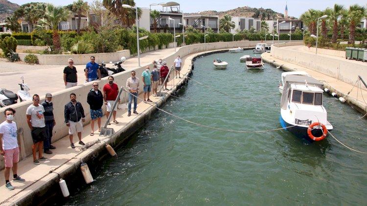 Amatör Denizcilerin Kanal Talebi