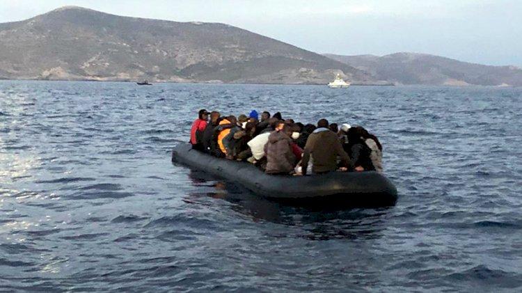 41 Sığınmacı Kurtarıldı...