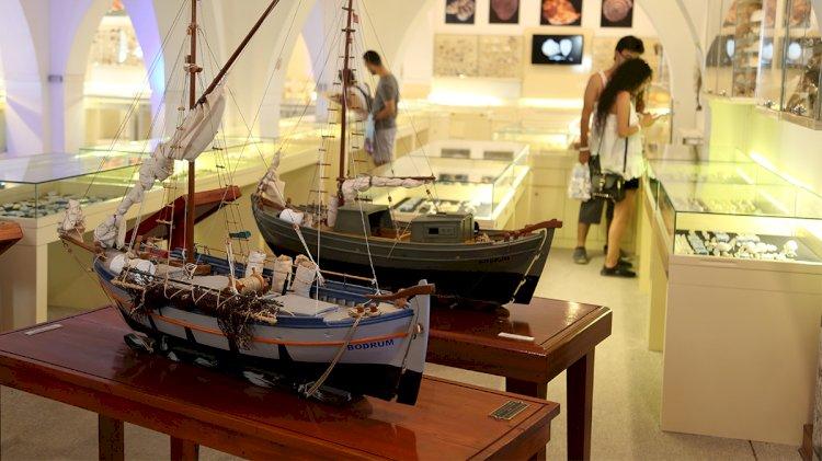 Bodrum Deniz Müzesi'ne Ödül...