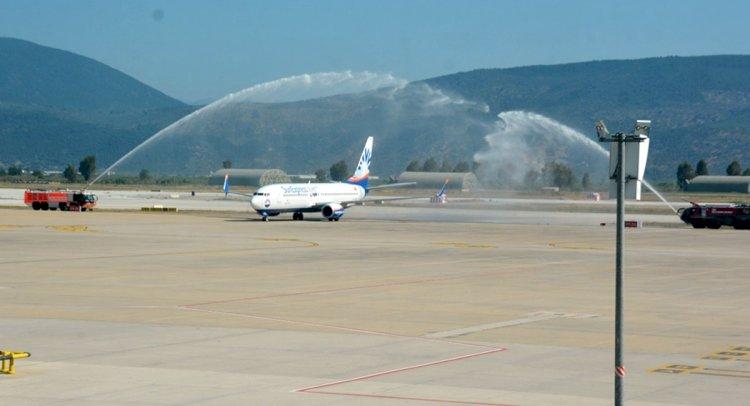 Yurtdışından İlk Uçak Geldi...