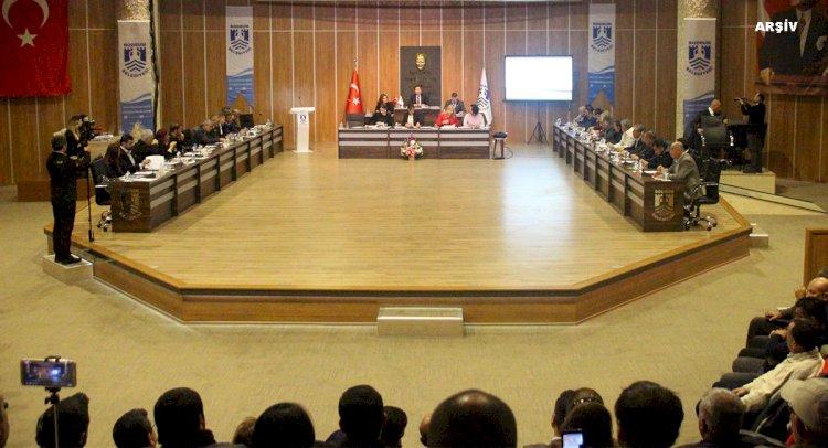 Belediye Meclisi 28 Maddeyle Toplanıyor