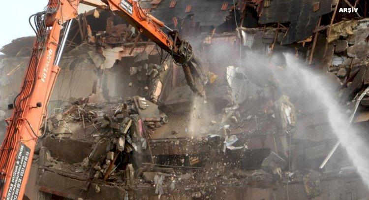 Bodrum'da 199 Bina Her An Yıkılabilir!