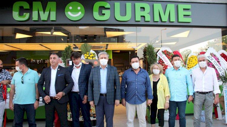 CM Gurme Rafları, Lezzet Dolu...