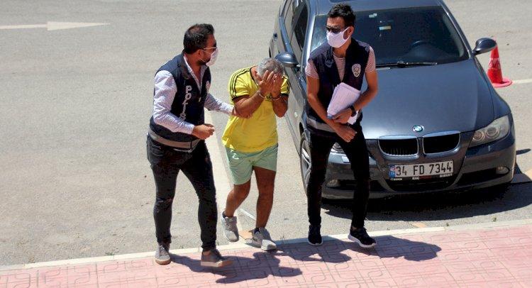Saplantılı Tacizci Tutuklandı!
