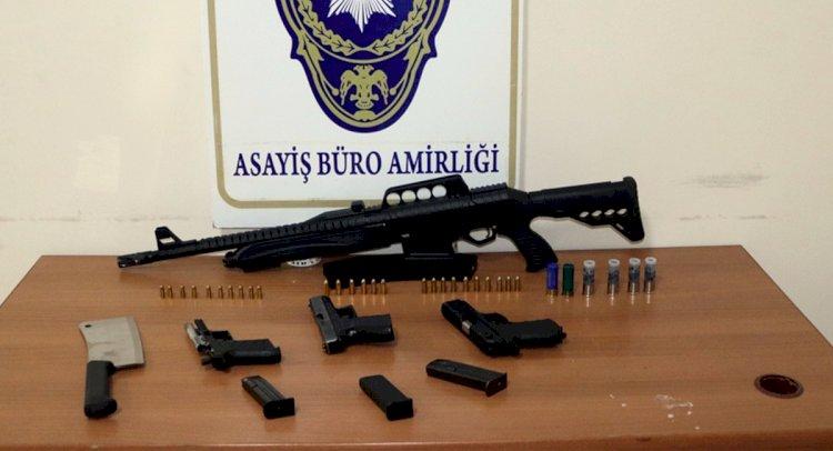 Silahlı Kavgaya Karışan 2 Kişi Tutuklandı