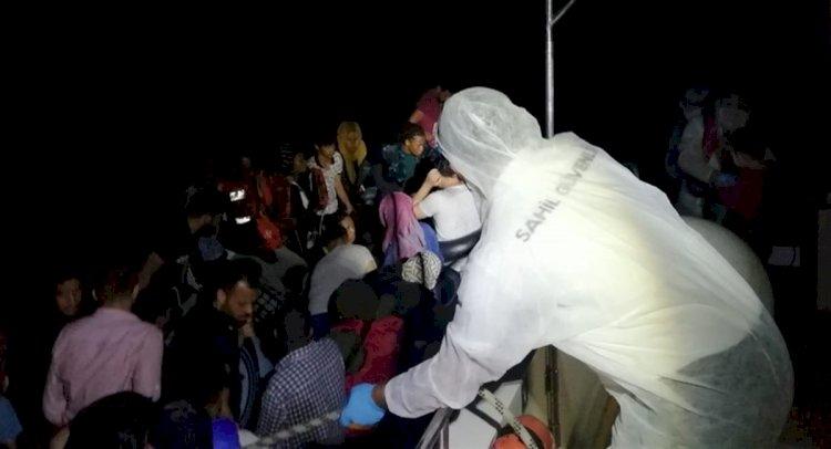 61 Sığınmacı Daha Kurtarıldı!