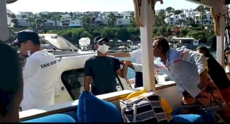 Tekne Sahibi Gözaltına Alındı!..
