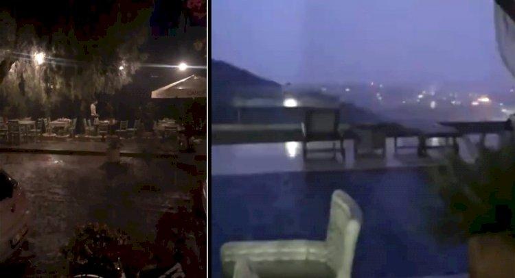 Bodrum'da Ağustos Yağmuru!..