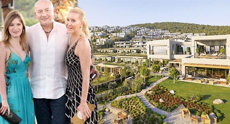 Bodrum'daki Evi 16 Milyon Euro'ya Sattı!