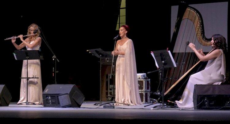Trio Patara İlk Konserini Verdi