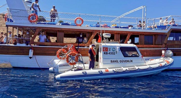 Tekne ve Yatlara Kovid-19 Denetimi