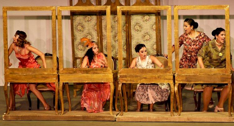 Kantocu Müzikali Bodrum'da Sahnelendi