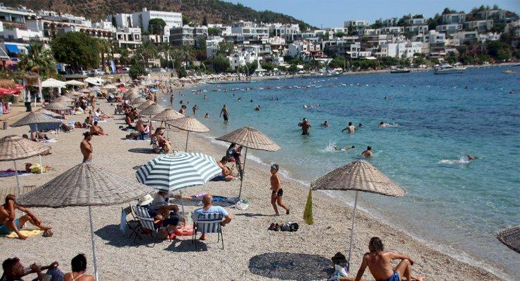 Turizmde Yılsonu Hedefi 15 Milyar Dolar