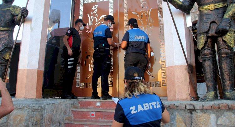 Bodrum'da 4 Mekan Daha Kapatıldı!..