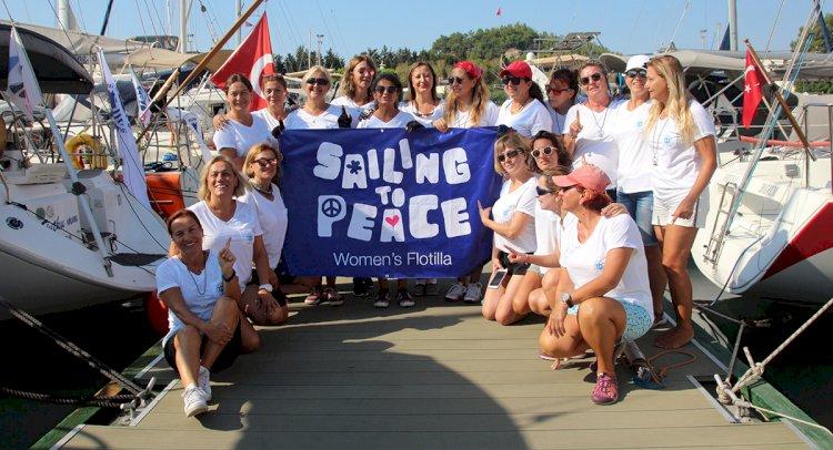 Yelkenler Yine Barışa Açılacak...