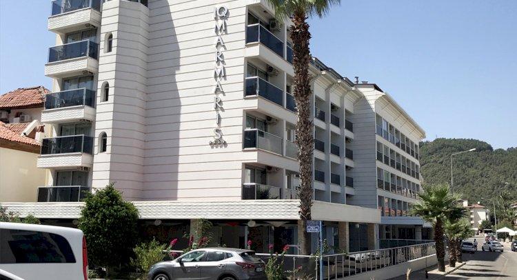 Marmaris'te 4 Yıldızlı Otel Mühürlendi!