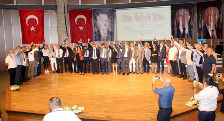 MHP İlçe Kongresini Yaptı...