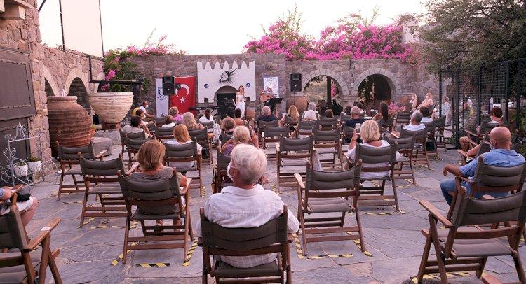 4. Bodrum Caz Festivali Sona Erdi