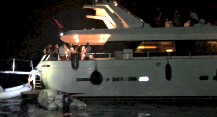 Tekne Sahibi ve Çalışanlarına Ceza