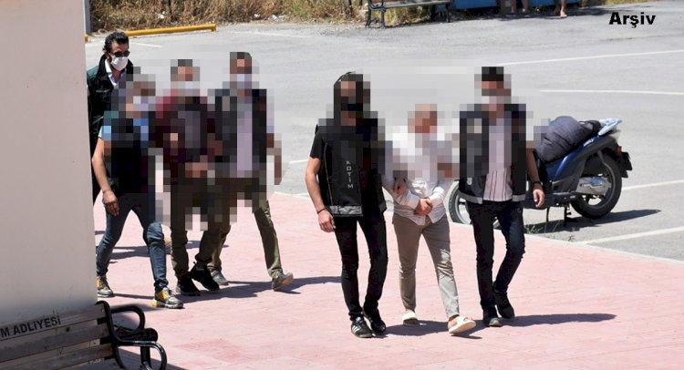 Gözaltına Alınan 71 Kişiden 5'i Tutuklandı!
