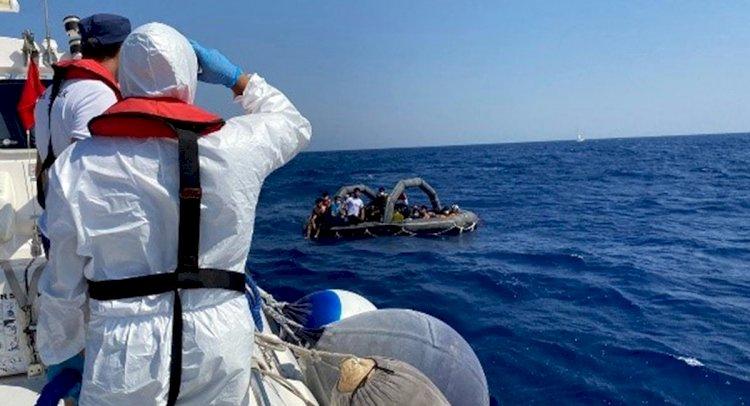Geri İtilen 2 Sal İçinde 54 Mülteci!