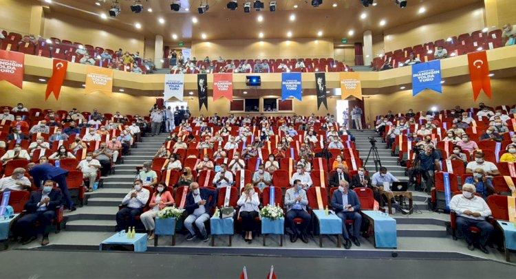 AK Parti Marmaris'te Başkan Değişmedi