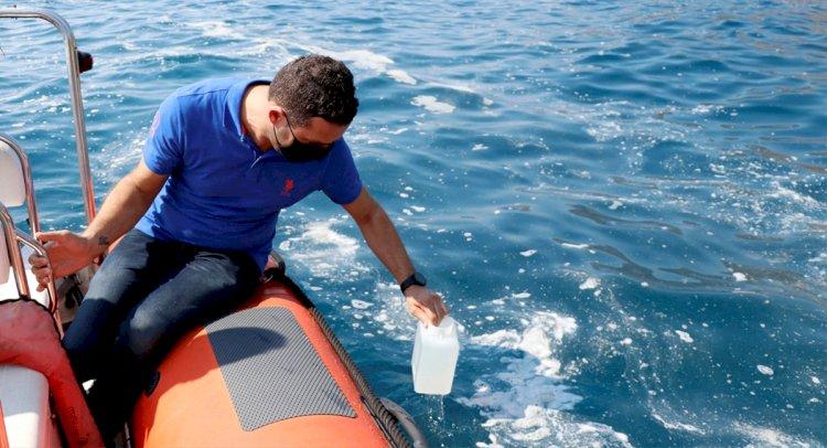 Deniz Kirliliği Denetimleri Sürüyor