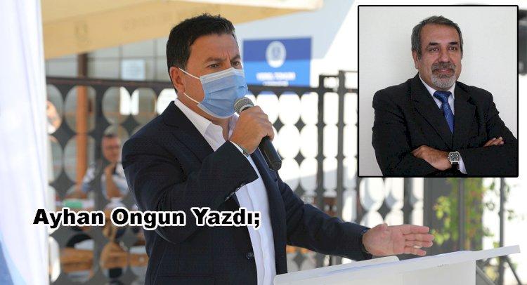 Ahmet Aras Niye İstifa Etsin?