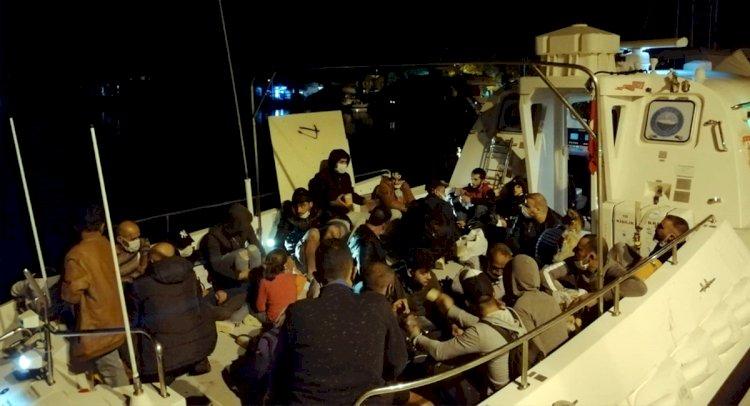 Mahsur Kalan 87 Sığınmacı Kurtarıldı