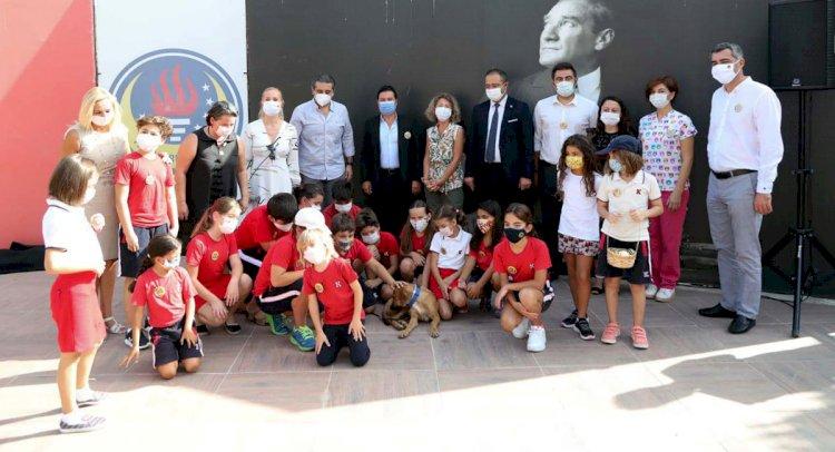 Aras'tan TED Kolejine Anlamlı Ziyaret