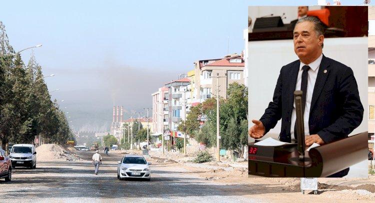 Yatağan'daki Kirliliği Gündeme Taşıdı