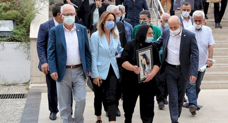 Zeynep Şenpınar'ın Katili Hakim Karşısında