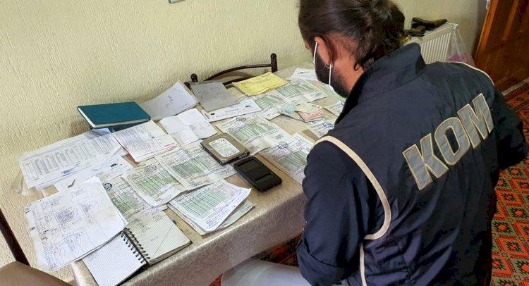 Fethiye'de İhale ve Rüşvet Operasyonu!