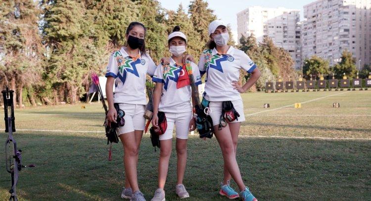 Kadın Okçularımız Türkiye Şampiyonu