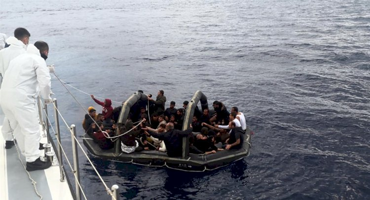 3 Olayda 232 Göçmen Kurtarıldı!