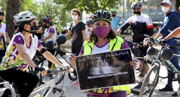 Bisikletime Çarparsan Ölürüm!..