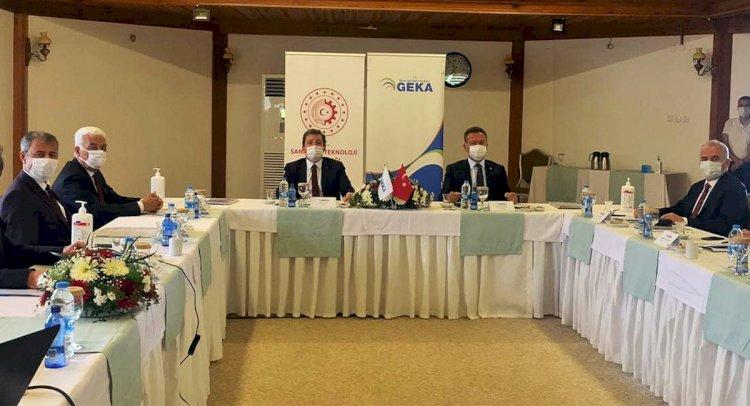 GEKA Yönetim Kurulu Muğla'da Toplandı