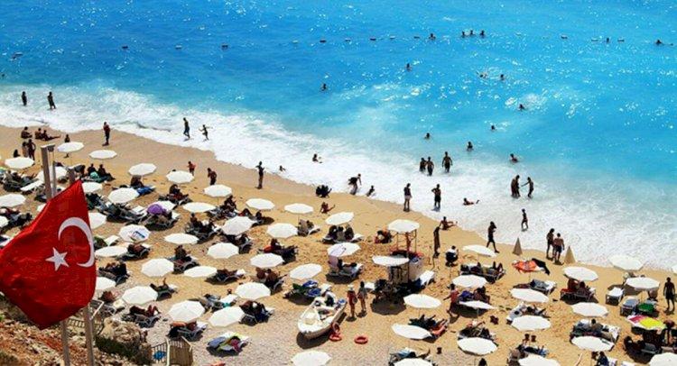Turizm Geliri Yüzde 71,2 Azaldı!..