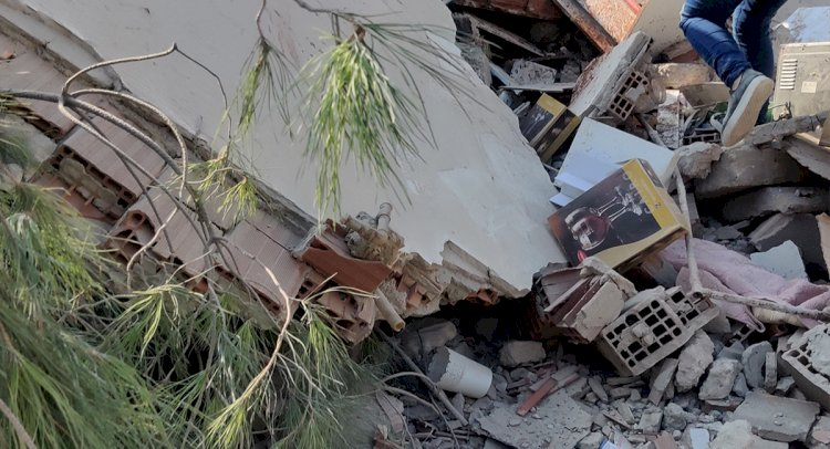FLAŞ.FLAŞ.FLAŞ Ege'de Deprem!..