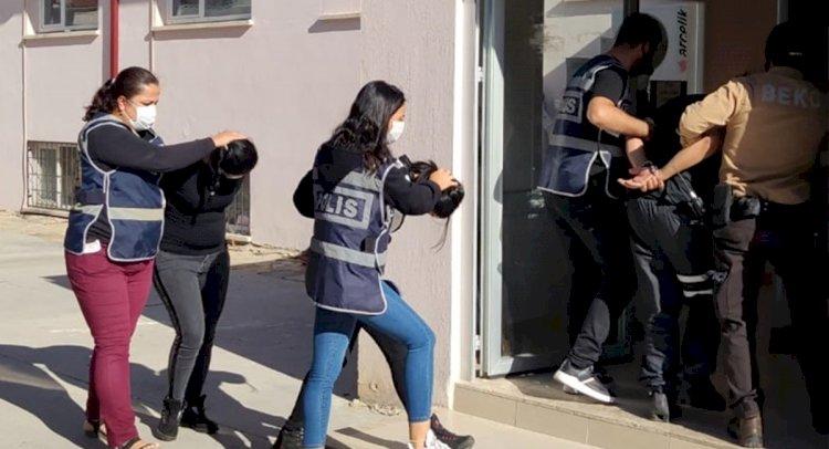 Market Hırsızlığı Zanlıları Tutuklandı!