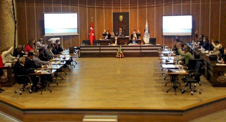 Belediye Meclisi Toplandı...