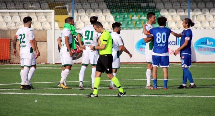 Bodrumspor, Türkiye Kupasına Veda Etti