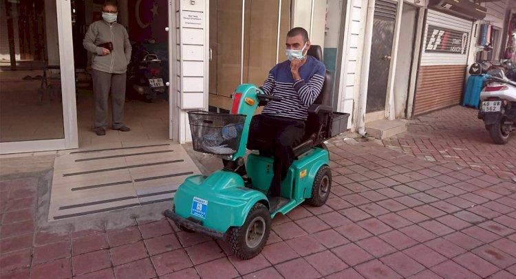 Engelli Bireyleri Mutlu Eden Hizmet...