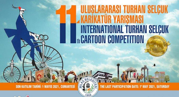 Uluslararası Karikatür Yarışması Başvuruları Başladı