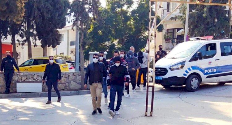 Datça'da Uyuşturucu, Marmaris'te Fuhuş Operasyonları