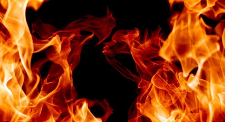 Yangın Alanında Ölü Bulundu!..