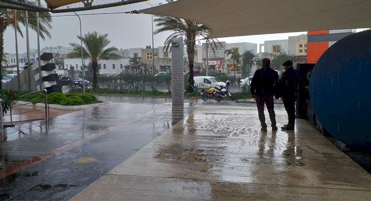 Yağış Aralıklarla Etkili Oluyor