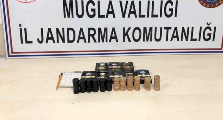 Fethiye'de Villaya Kumar Baskını!