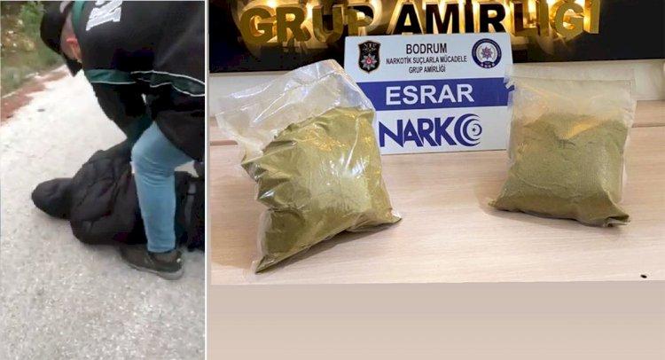 Uyuşturucu Sokarken Yakalandılar!