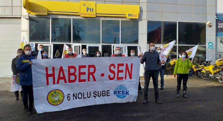PTT Emekçileri Zor Durumda!..